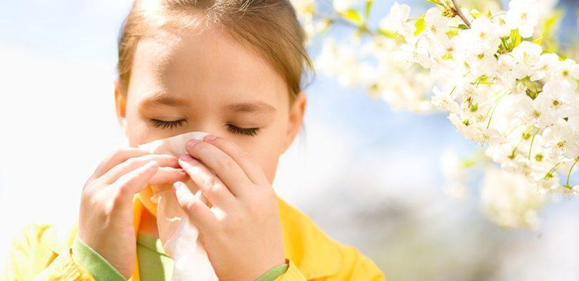 morire per un allergia